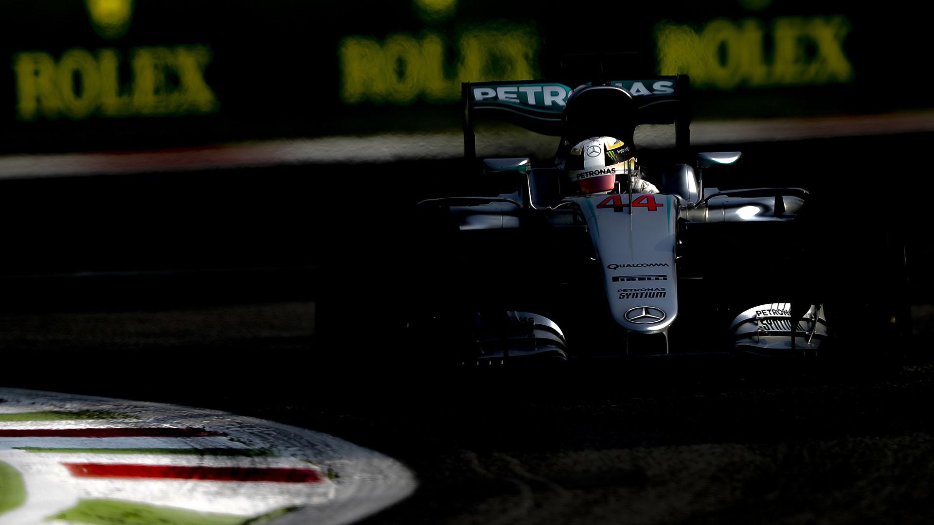Ham F1 Monza 2016